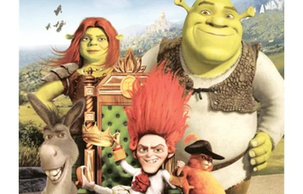 Shrek Forever After + CD de áudio – Nível 3