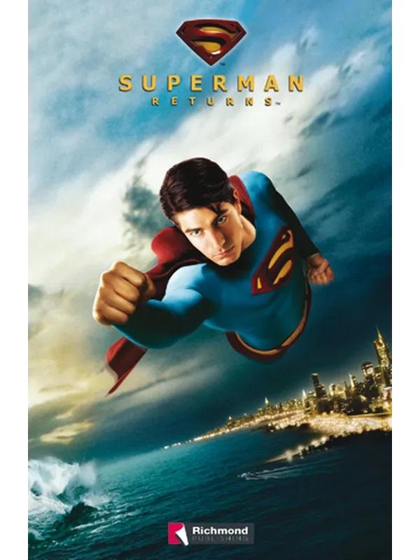 Superman Returns + CD de áudio – Intermediate